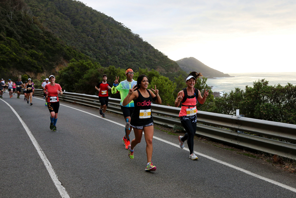 Introducing the Great Ocean Road Running Festival