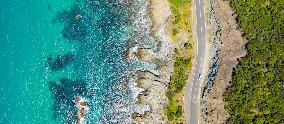 Wake Up to the Great Ocean Road